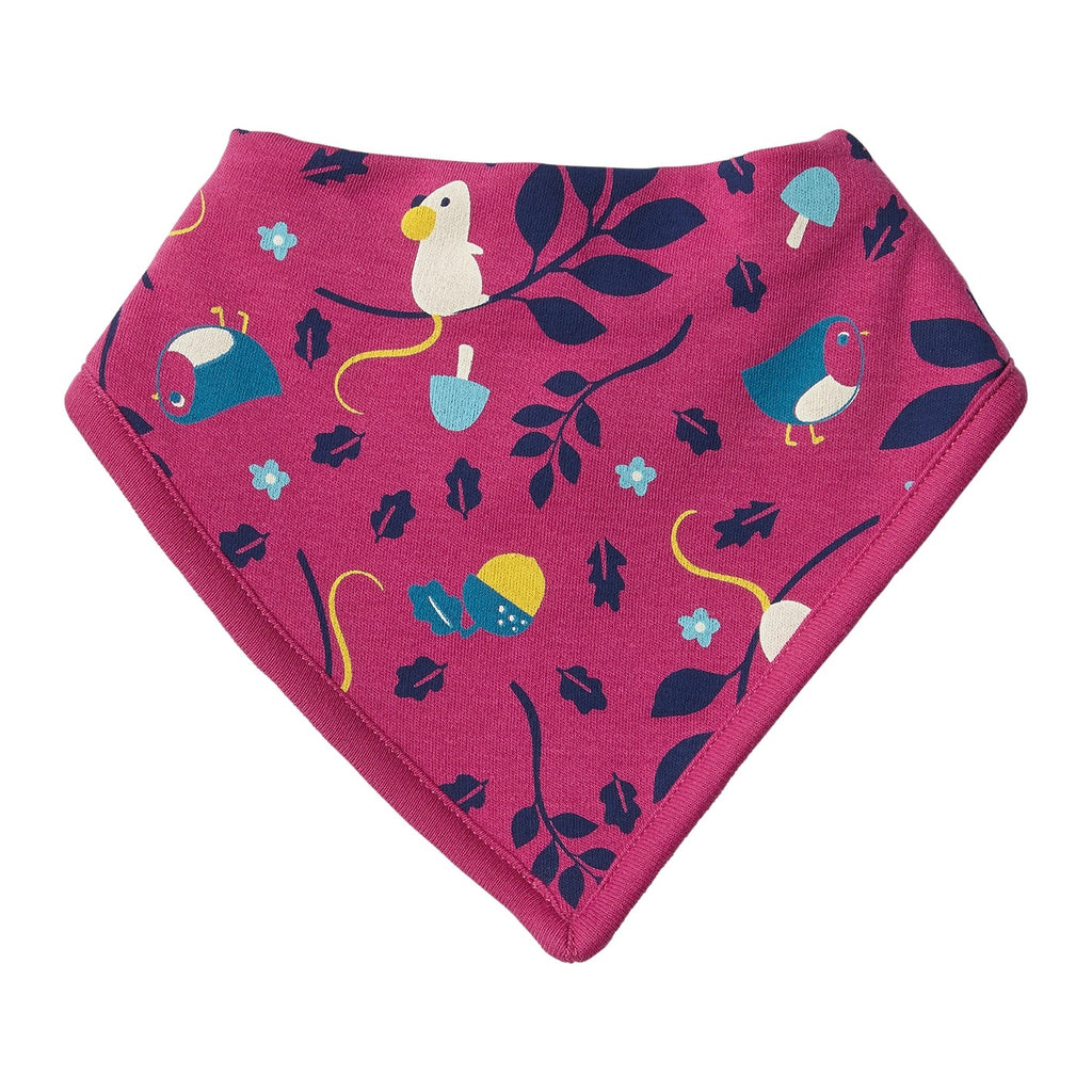 Bavaglino a Bandana Mouse Print | PICCALILLY | RocketBaby.it