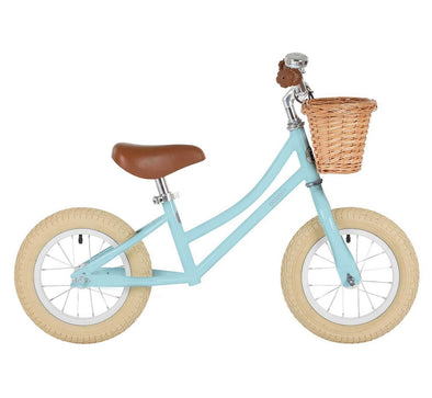 Bicicletta Gingersnap Balance Duck Egg Blue | BOBBIN | RocketBaby.it