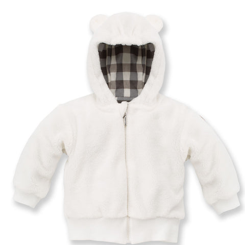 Blousa Con Cappuccio North Ecru | PINOKIO | RocketBaby.it
