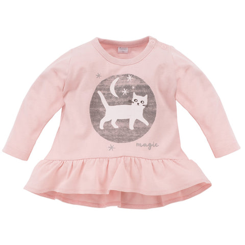 Blousa Maniche Lunghe Magic Rosa | PINOKIO | RocketBaby.it