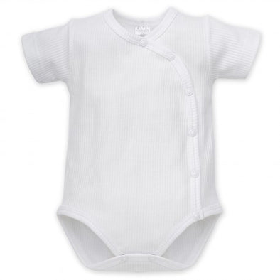 Body Maniche Corte Con Bottoni White | PINOKIO | RocketBaby.it
