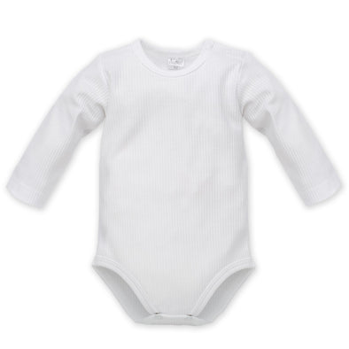 Body Maniche Lunghe White | PINOKIO | RocketBaby.it