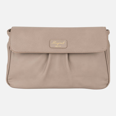 Pochette con Chiusura Magnetica Taupe | MAYORAL | RocketBaby.it