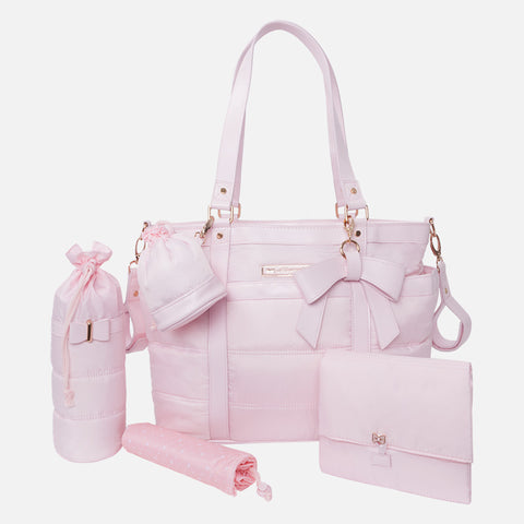 Borsa Fasciatoio con Accessori Rosa Baby | MAYORAL | RocketBaby.it