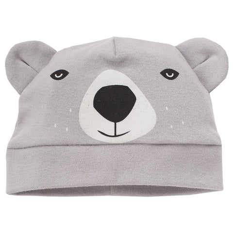 Cappellino North Orso Grigio | PINOKIO | RocketBaby.it