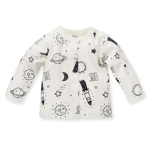 Cardigan Big Dream Ecru | PINOKIO | RocketBaby.it