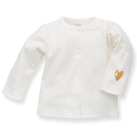 Cardigan Sweet Panther Ecru | PINOKIO | RocketBaby.it