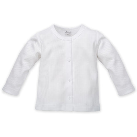 Cardigan White | PINOKIO | RocketBaby.it