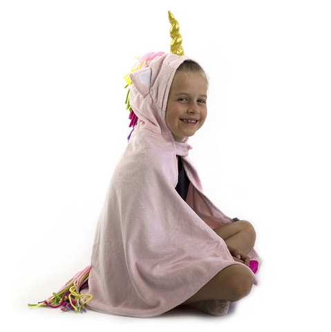 Costume Travestimento Unicorn Pink Rainbow | DENGODAFEN | RocketBaby.it