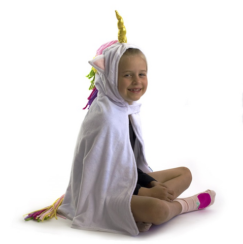 Costume Travestimento Unicorn White Rainbow | DENGODAFEN | RocketBaby.it