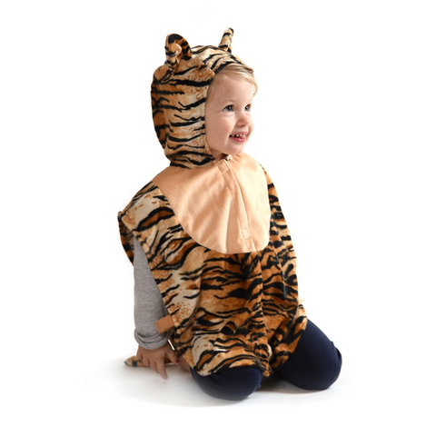 Costume Travestimento Baby Tiger | DENGODAFEN | RocketBaby.it