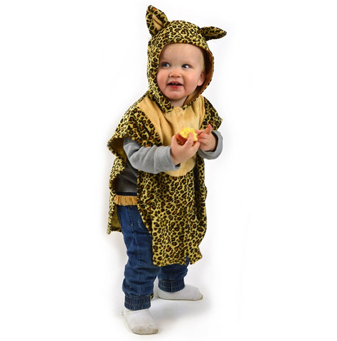 Costume Travestimento Baby Leopard | DENGODAFEN | RocketBaby.it