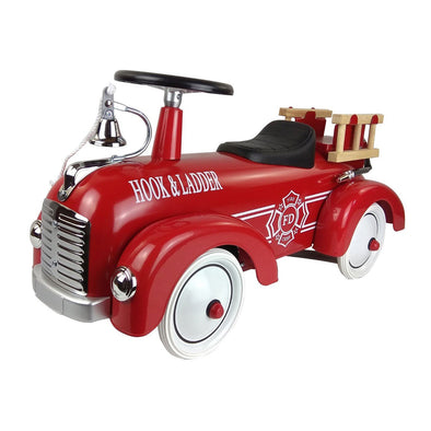 Macchina Cavalcabile Red Fire Engine Speedster | MAGNI TOYS | RocketBaby.it