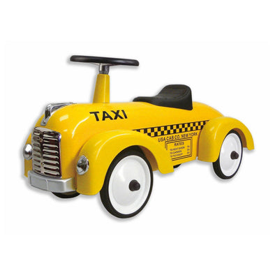 Macchina Cavalcabile Taxi Speedster | MAGNI TOYS | RocketBaby.it