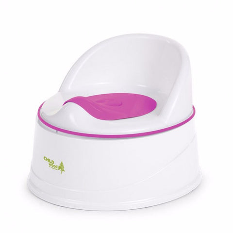 Vasino Evolutivo 3 in 1 Fucsia | CHILDHOME | RocketBaby.it