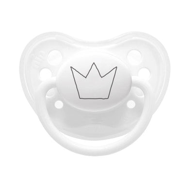 Ciuccio Crown White | LITTLEMICO | RocketBaby.it