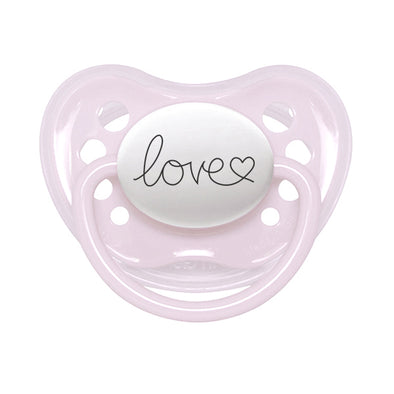 Ciuccio Love Pink | LITTLEMICO | RocketBaby.it
