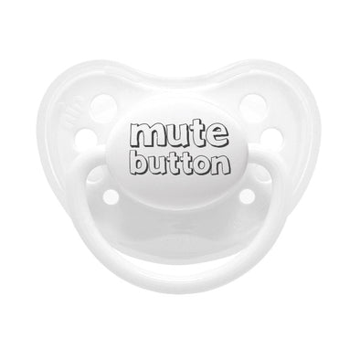 Ciuccio Mute Button | LITTLEMICO | RocketBaby.it