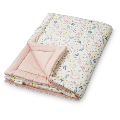 Coperta Soft Pressed Leaves Rose | CAM CAM COPENHAGEN | RocketBaby.it