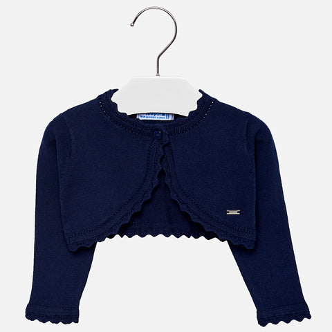 Coprispalle Tricot Blu Navy | MAYORAL | RocketBaby.it