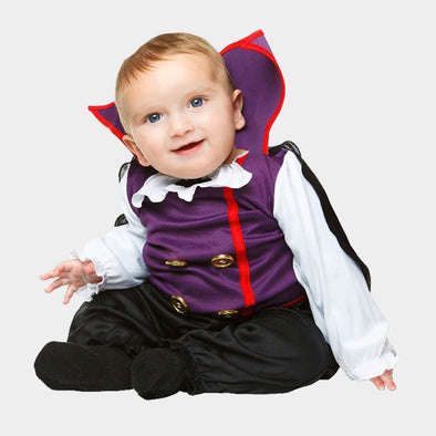 Costume Travestimento Baby Vampiro | MOM FUN COMPANY | RocketBaby.it