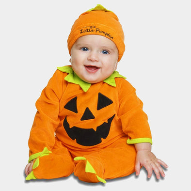 Costume Travestimento Zucca Baby Cotton | MOM FUN COMPANY | RocketBaby.it