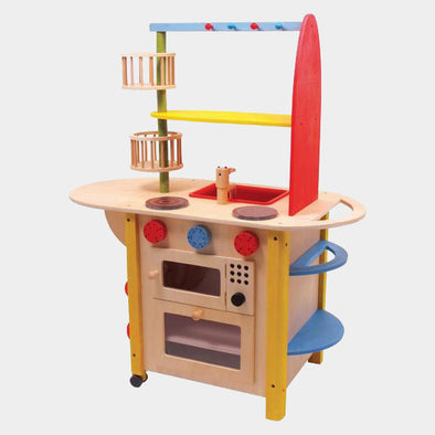Cucina Gioco All in One Deluxe | LEGLER | RocketBaby.it