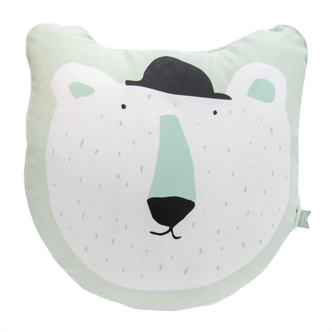 Cuscino Sagomato Mr Polar Bear |  | RocketBaby.it