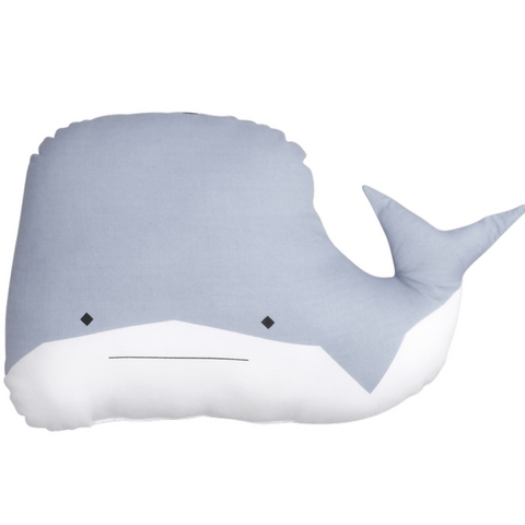 Cuscino Whale | FABELAB | RocketBaby.it