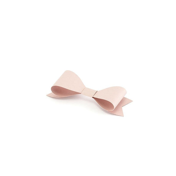 Set 6 Decorazioni in Carta Bows Powder Pink Small | PARTY DECO | RocketBaby.it