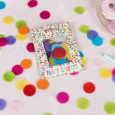 Decorazioni da Tavolo in Carta Party Confetti | REX LONDON | RocketBaby.it