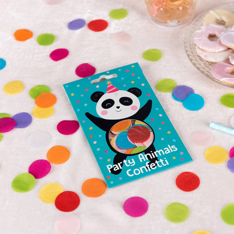 Decorazioni da Tavolo in Carta Party Animals Confetti | REX LONDON | RocketBaby.it
