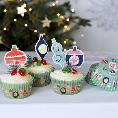 Kit per Cupcake Jolie Noel | REX LONDON | RocketBaby.it