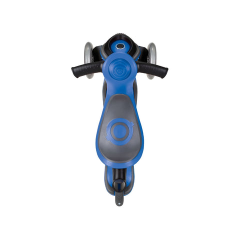 Monopattino New Evo Comfort 5 in 1 Blu 1-9 Anni | GLOBBER | RocketBaby.it