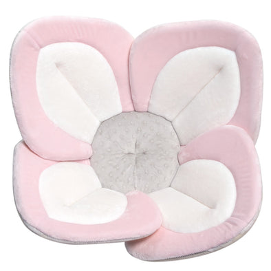 Morbido Fiore Lotus per il Bagnetto Pastel Pink White Gray | BLOOMING BATH | RocketBaby.it