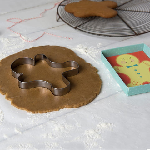 Formina per Biscotti Gingerbread Man | REX LONDON | RocketBaby.it
