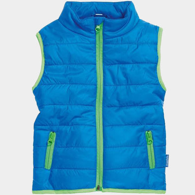 Gilet Imbottito Uni Blue | PLAYSHOES | RocketBaby.it