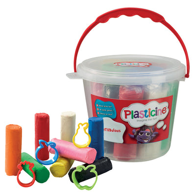 Barattolo Plastilina e Formine FunTUBulous Mini | FLAIR | RocketBaby.it