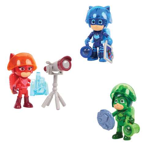 1 Personaggio con Accessori Super Moon PJ Masks | FLAIR | RocketBaby.it
