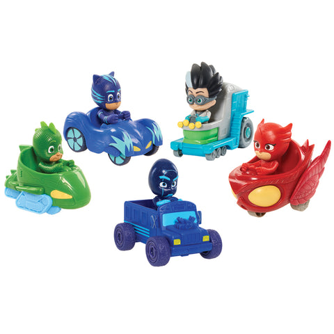 1 Personaggio con Veicolo PJ Masks | FLAIR | RocketBaby.it
