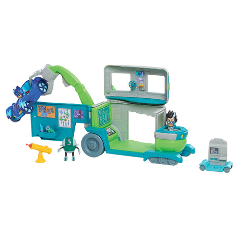 Playset Laboratorio di Romeo PJ Masks | FLAIR | RocketBaby.it
