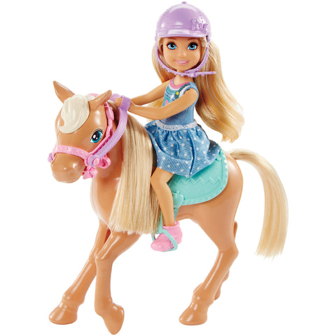 Barbie Chelsea e Pony | MATTEL | RocketBaby.it