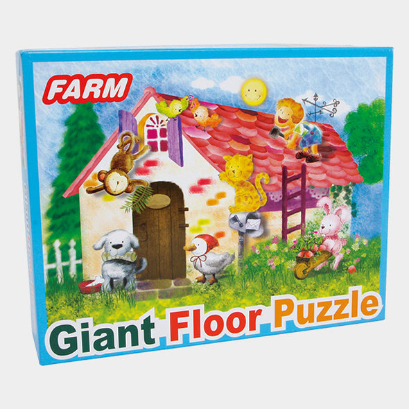Puzzle Xxl Vita Rurale | LEGLER | RocketBaby.it