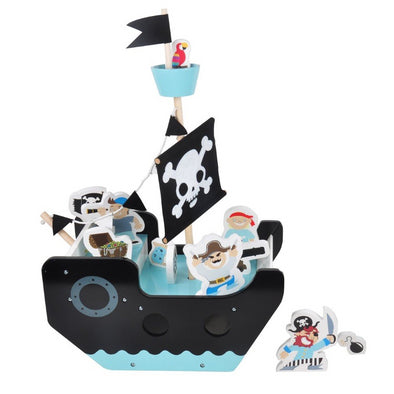 Nave Pirata Con Accessori | MAGNI TOYS | RocketBaby.it