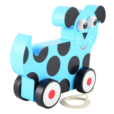 Gioco Da Trainare Blue Dog | MAGNI TOYS | RocketBaby.it