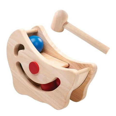 Gioco in Legno da Martellare Miracle Pounding | PLAN TOYS | RocketBaby.it