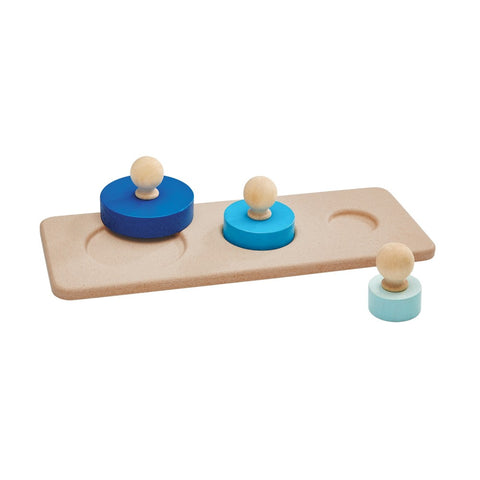 Puzzle in Legno Circle | PLAN TOYS | RocketBaby.it