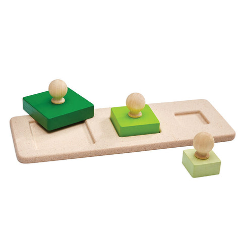Puzzle in Legno Square | PLAN TOYS | RocketBaby.it