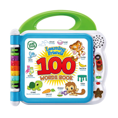 Libro Musicale Learning Friends 100 Words | LEAP FROG | RocketBaby.it