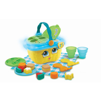 Gioco Musicale Picnic Basket | LEAP FROG | RocketBaby.it